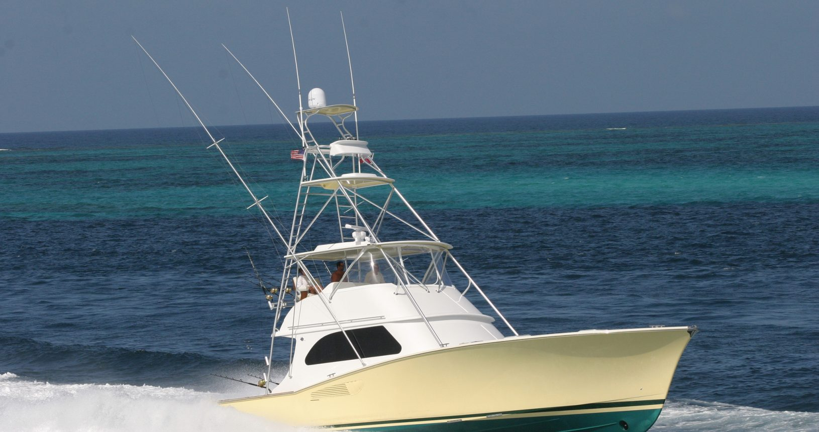 Vicem 54 Sportfish for sale - running