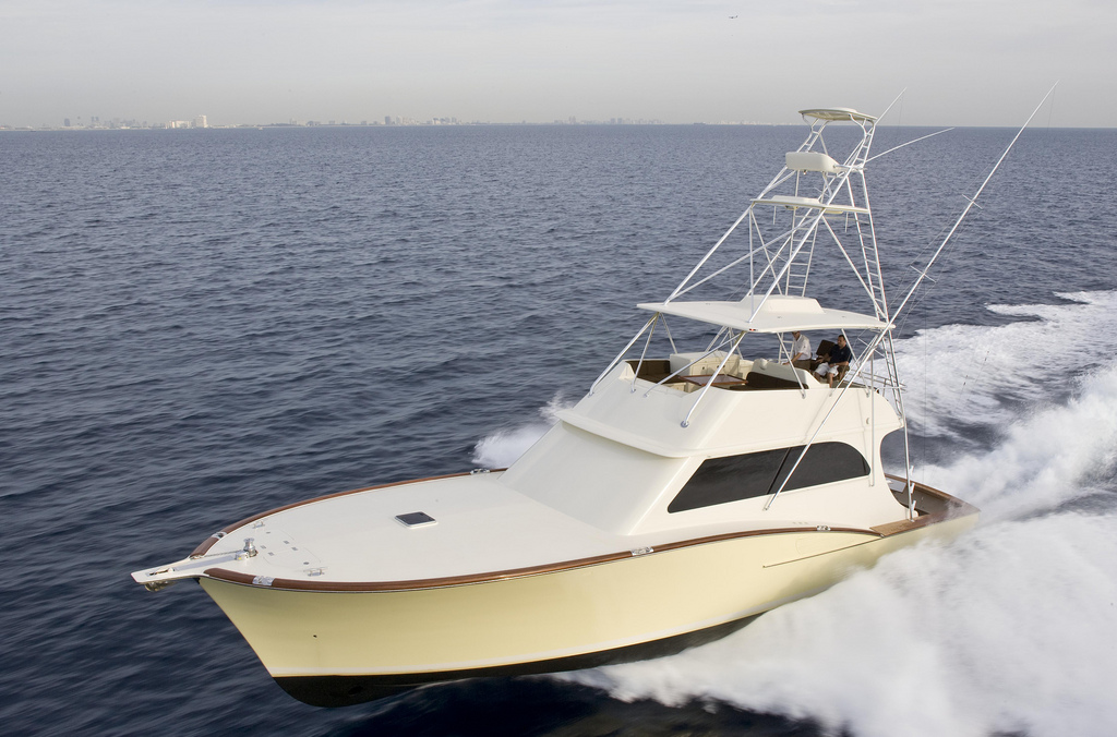 vicem 63 sportfish for sale - Running