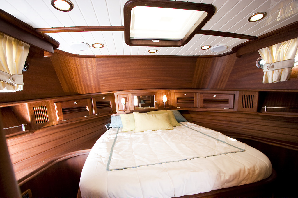 Vicem 57 Sportfish for sale - stateroom