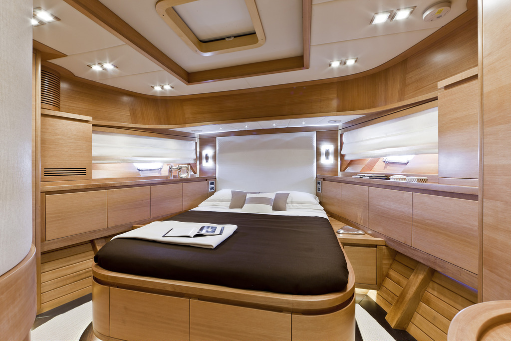 Vicem 82 Cruiser - Guest Stateroom