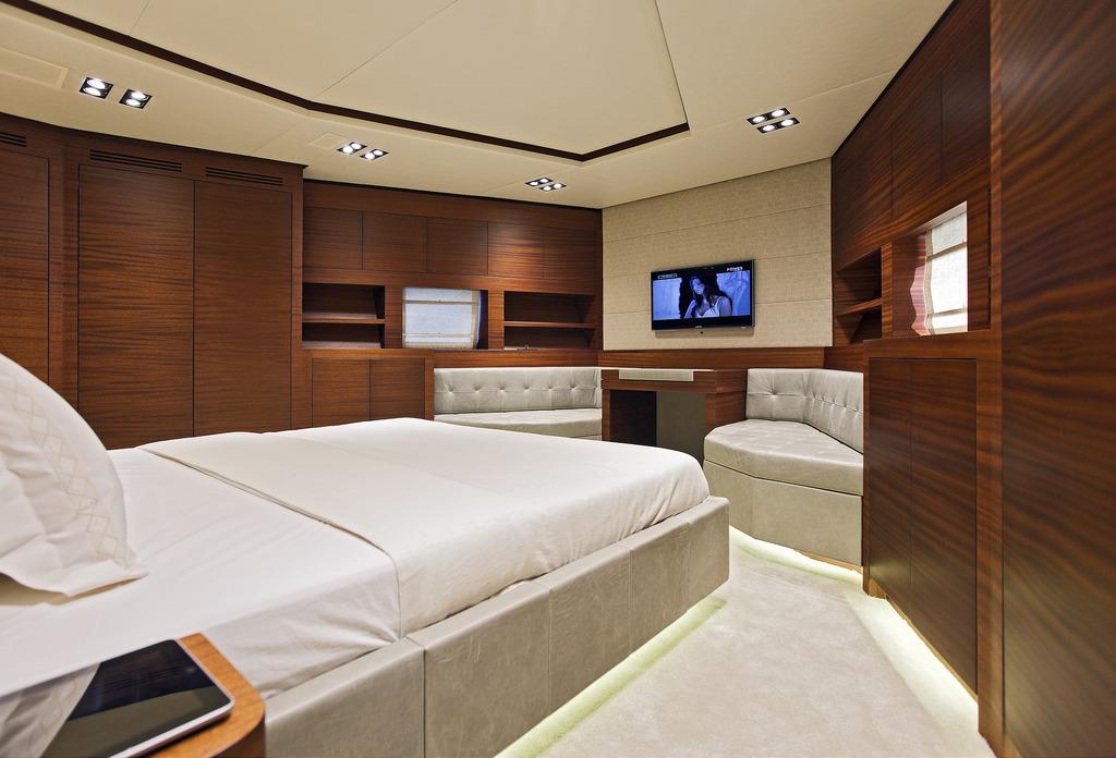Vicem 107 Cruiser - Guest Stateroom