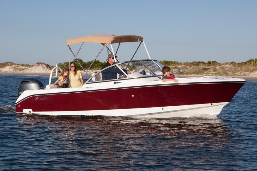 Edgewater 205CX for sale - running