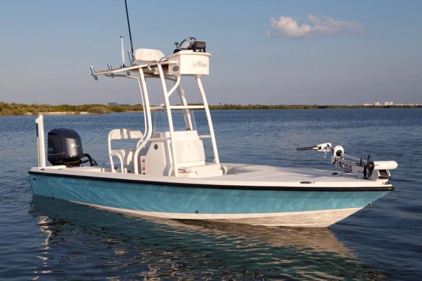 Edgewater 220IS for sale - Profile