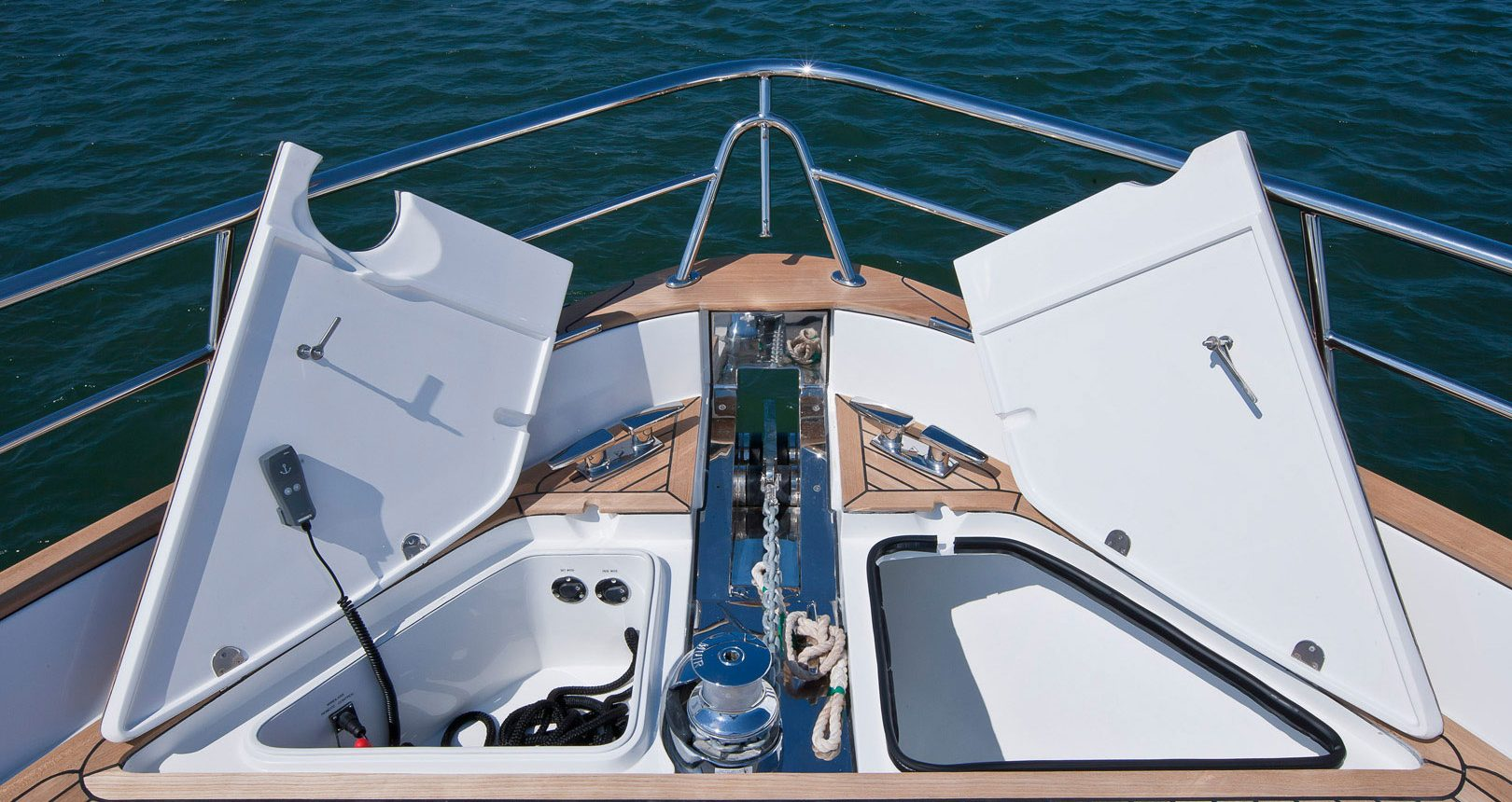 Belize 54 Sedan for sale - anchorwell