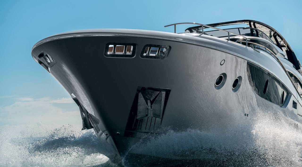 Monte Carlo MCY 105 for sale - bow
