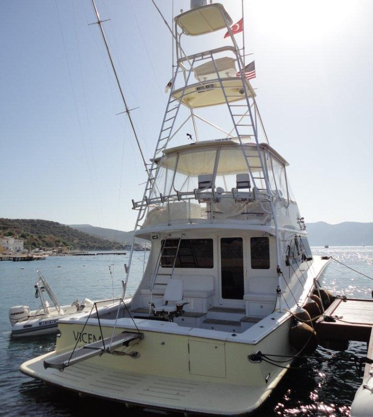 Vicem 54 Sportfish for sale