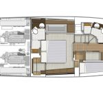 Riviera 57 Enclosed Flybridge - Optional Accommodation
