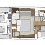 Riviera 575 SUV - Accommodation