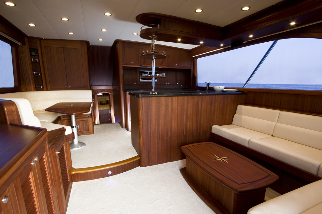 Vicem 57 Sportfish for sale - salon