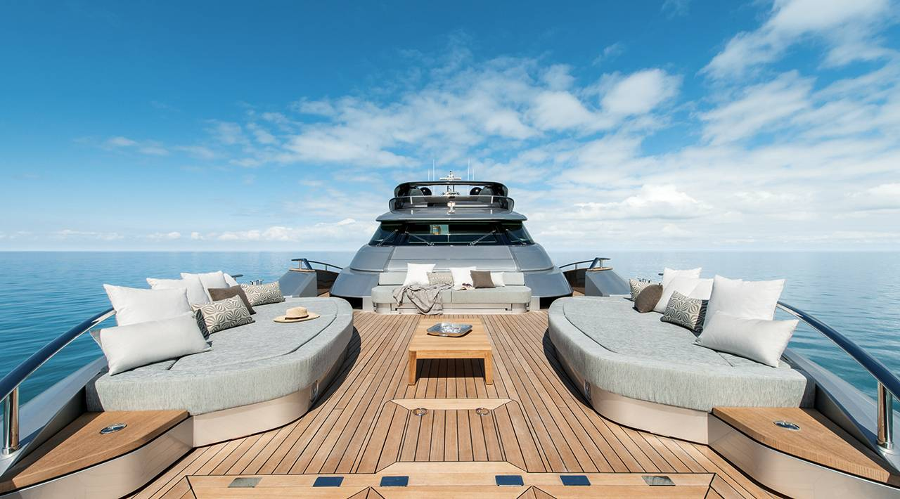 Monte Carlo MCY 105 for sale - flybridge