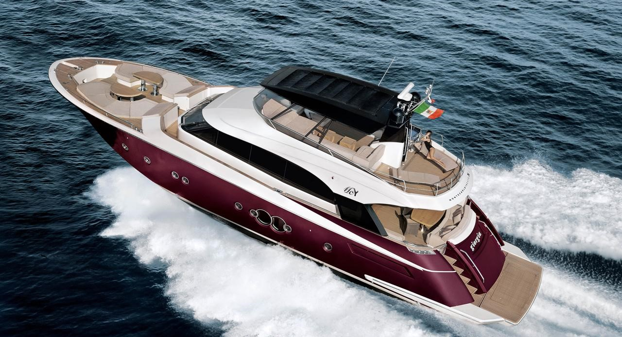 Monte Carlo Yacht 76 for sale