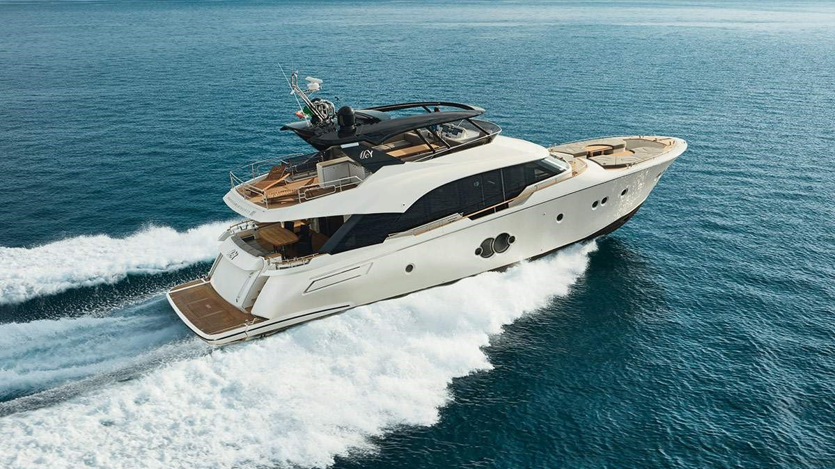 Monte Carlo Yacht 80 for sale