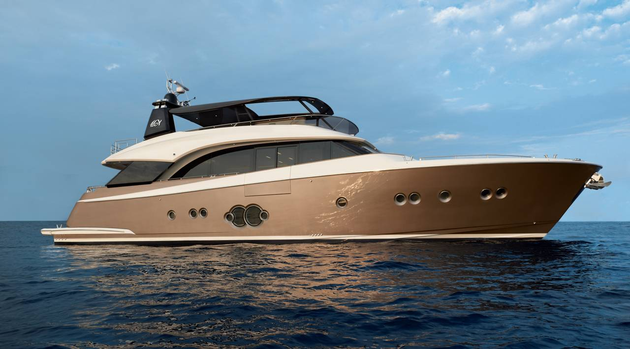 Monte Carlo Yacht 86 for sale