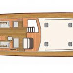Vicem 80 Flybridge for sale - Main Deck