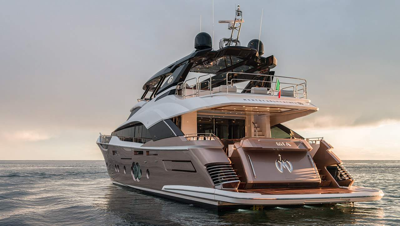 Monte Carlo MCY 96 yacht for sale