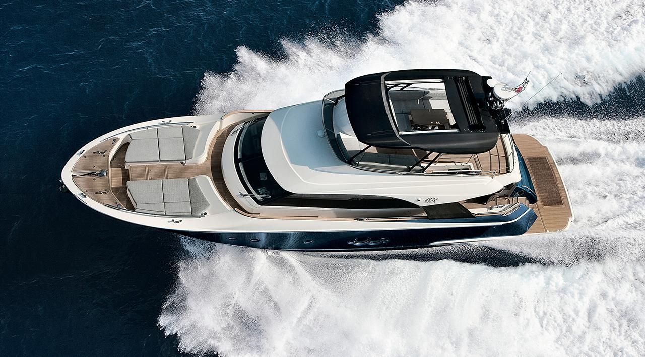 Monte Carlo Yachts for Sale MCY 65 - running