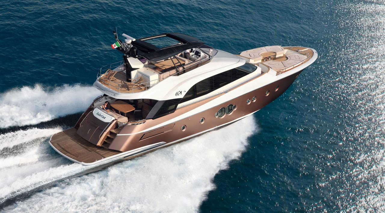 monte carlo yachts mcy 70 for sale - Running