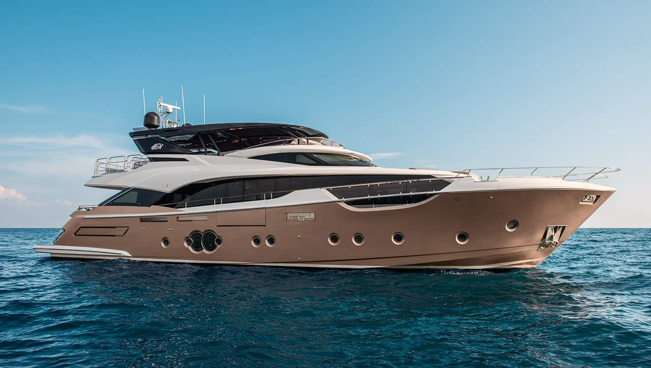 Monte Carlo MCY 96 for Sale - Yacht Details - SYS Yacht Sales