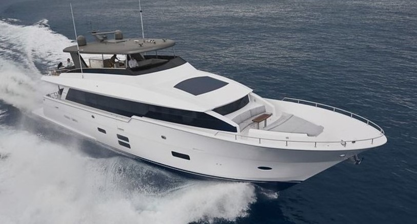 Search used Hatteras Yachts for sale