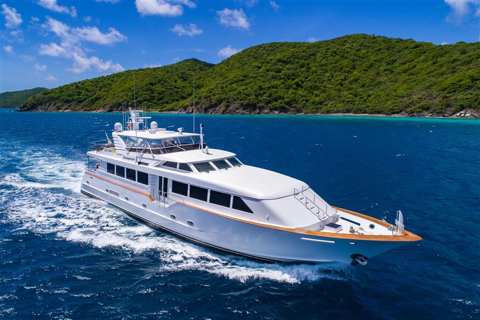 Search used motor yachts for sale from $1,000,000 to $2,500,000, including a range of Flybrige yachts, Pilothouse Yachts, Trawlers, Sportfish, Express, Sport Cruisers, and much more