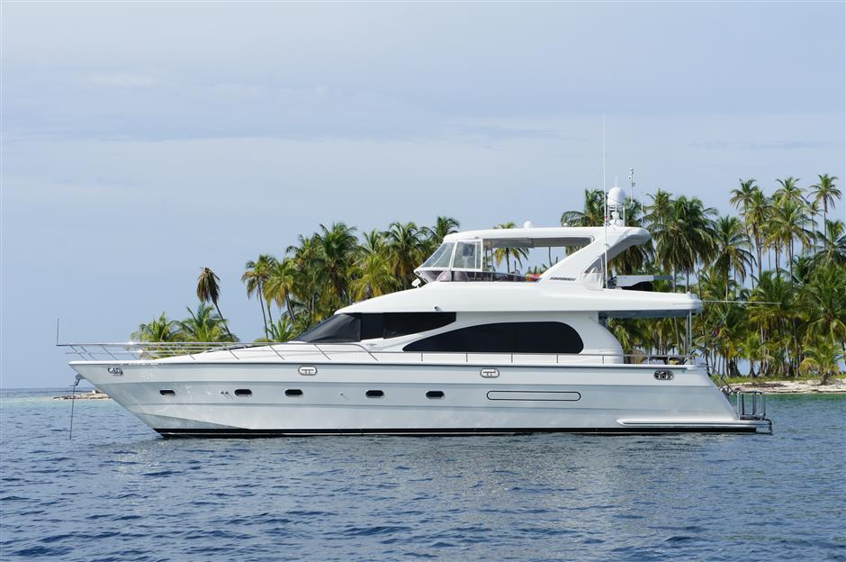 Search used motor yachts for sale from $600,000 to $800,000, including a range of Flybrige yachts, Pilothouse Yachts, Trawlers, Sportfish, Express, Sport Cruisers, and much more