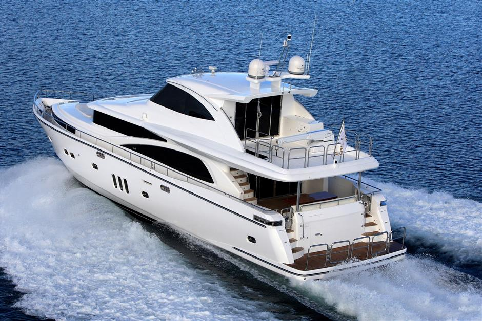 Search used Motor Yachts for sale from 70 to 80 feet