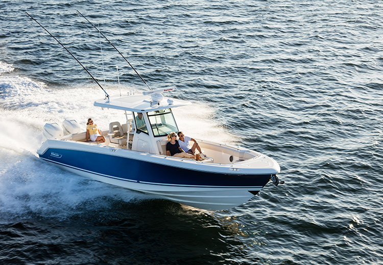 Used Boston Whaler Boats for Sale - SYS Yacht Sales