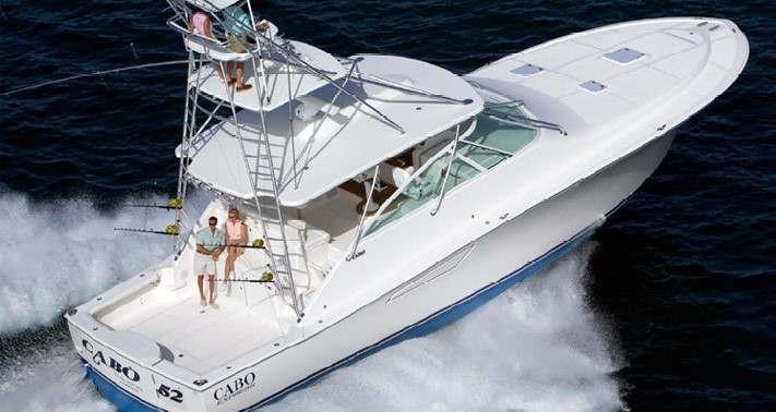 Used Cabo Yachts for Sale - SYS Yacht Sales