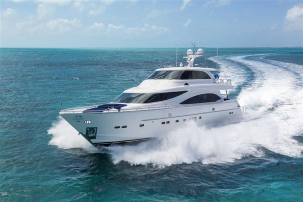 Used Horizon Yachts for Sale - SYS Yacht Sales