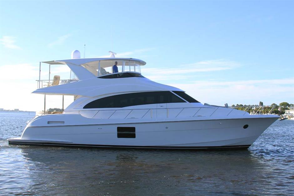 Search used Motor Yachts for sale from 50 to 60 feet