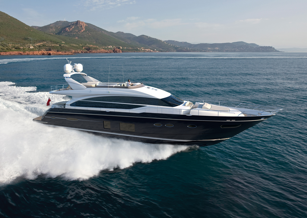 Princess Yachts for Sale - SYS Yacht Sales