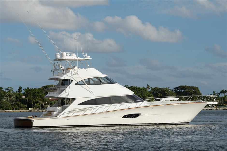 Used Viking Yachts for Sale - SYS Yacht Sales