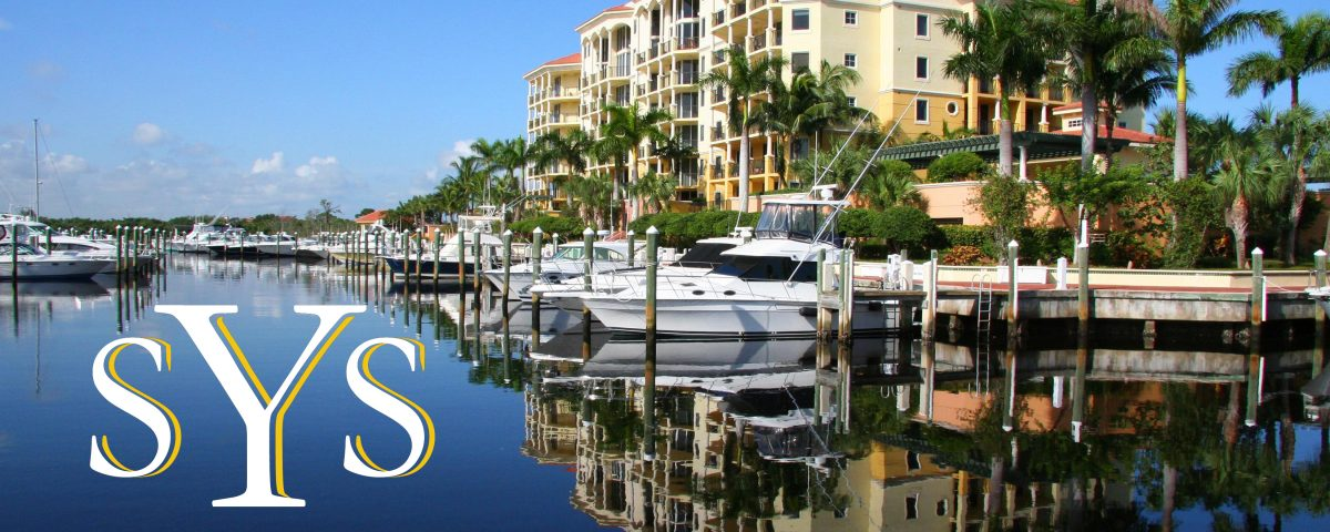 Andy Harwell Joins SYS Yacht Sales' Palm Beach Office Team