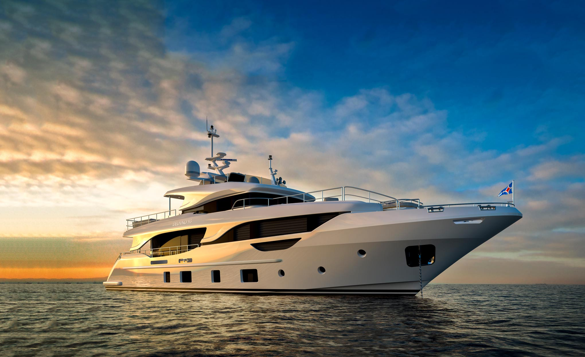 Search used Benetti Yachts for sale