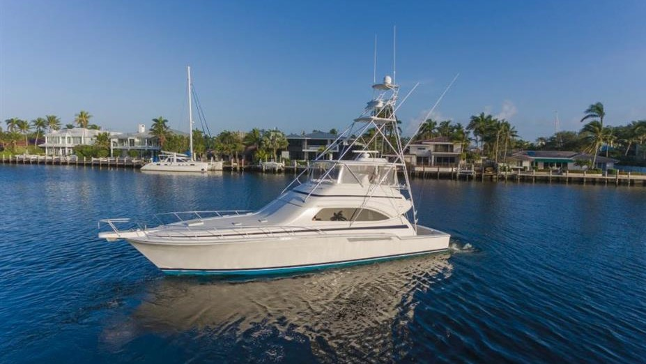 Used Bertram Yachts for Sale - Convertible, Motor Yacht, Express, Sportfish, Flybridge