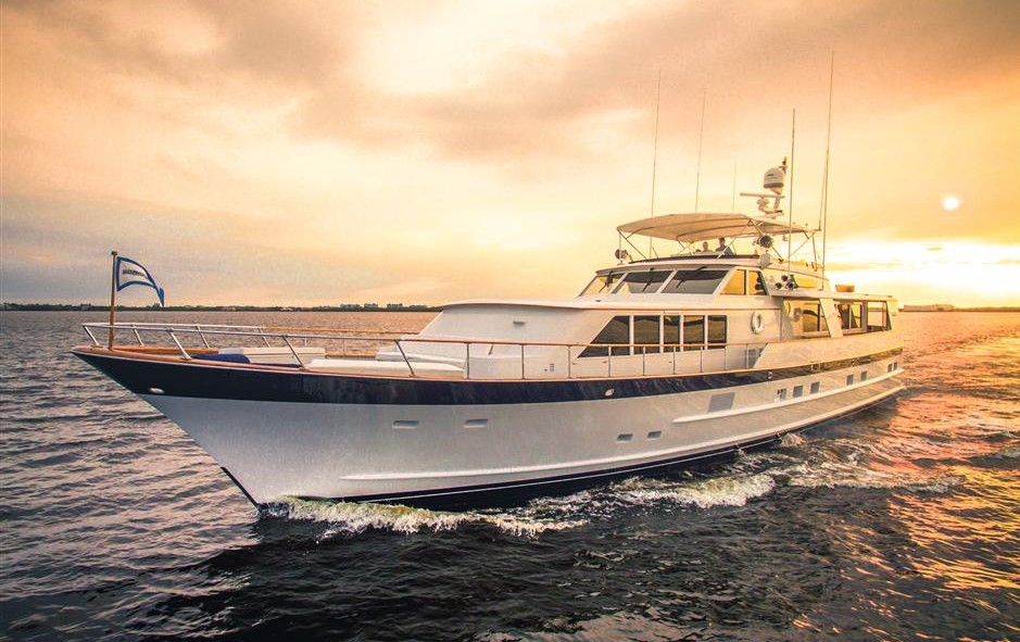 Used Burger Yachts for Sale-Burger Motor Yacht, Pilothouse, Cruiser, Flybridge