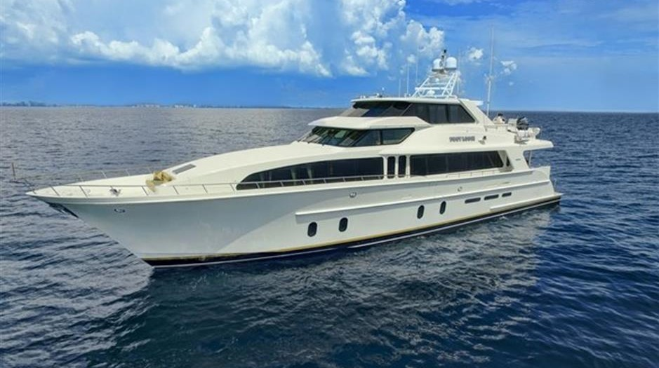 Used Cheoy Lee Yachts for Sale - SYS Yacht Sales