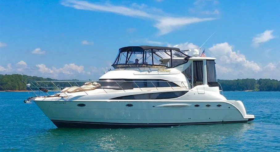 Used Meridian Yachts for sale