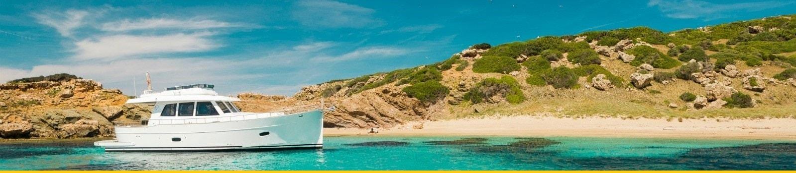 Minorca Yachts Islander 54