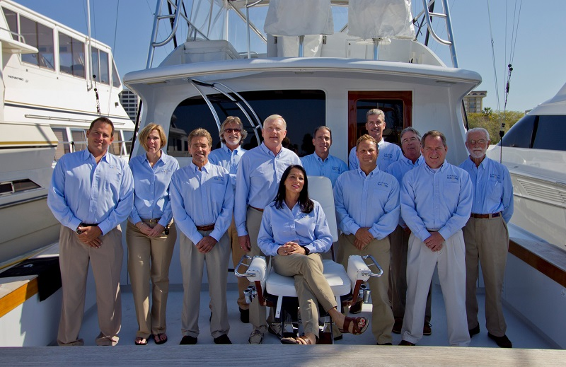 Expert yacht brokers