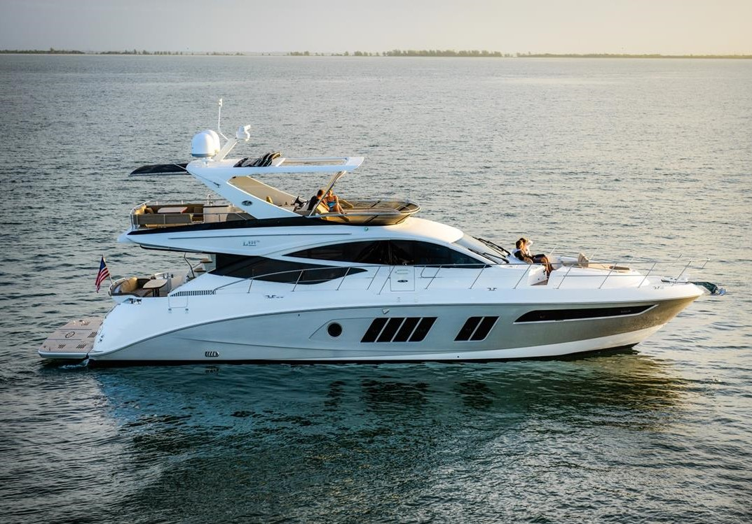 Guide to Buying a Used Sea Ray - SYS Yacht Sales