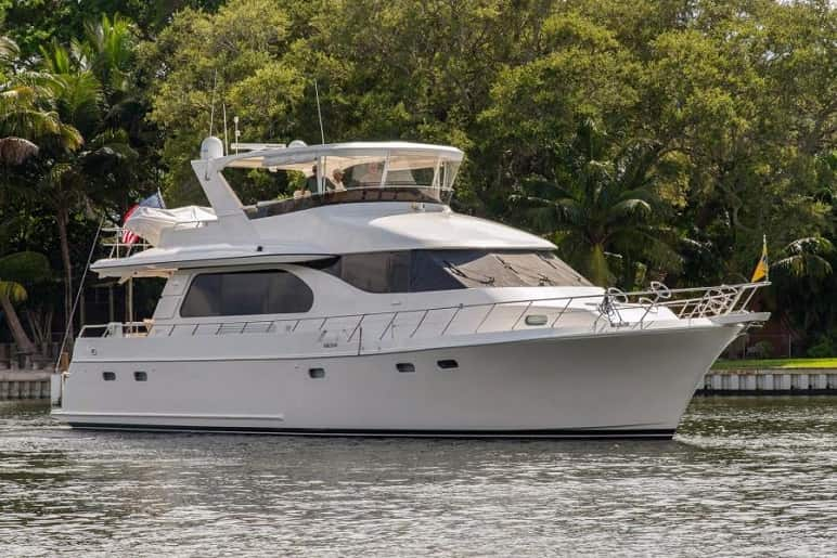 2004 Symbol 66 Flushdeck Pilothouse MY for sale