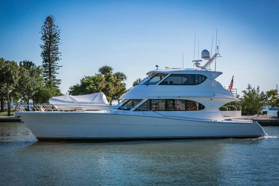 2009 Maritimo 60 Motor Yacht