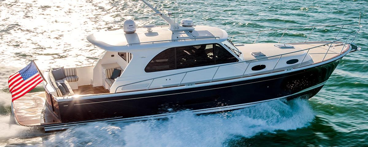 2018 Grand Banks 44 Eastbay - Sold by SYS Yacht Sales