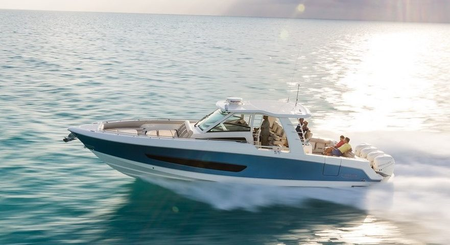 2016 Boston Whaler 42 Outrage - sold