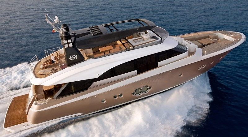 About the Monte Carlo Yachts factory and yacht design