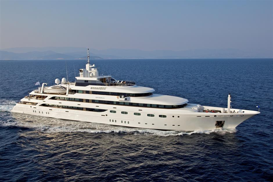 Used Yachts For Sale Above $10,000,000   SYS Yacht Sales