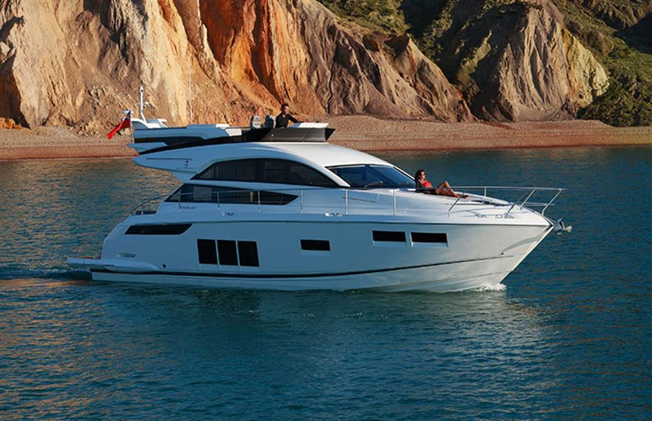 Used Yachts For Sale From 41 To 50 Feet - SYS Yacht Sales