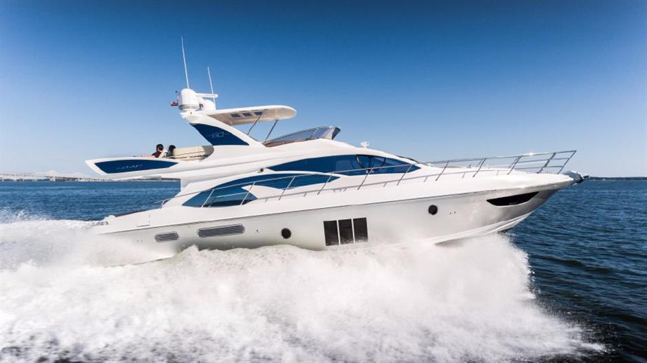 Used Yachts For Sale From 51 To 60 Feet - SYS Yacht Sales