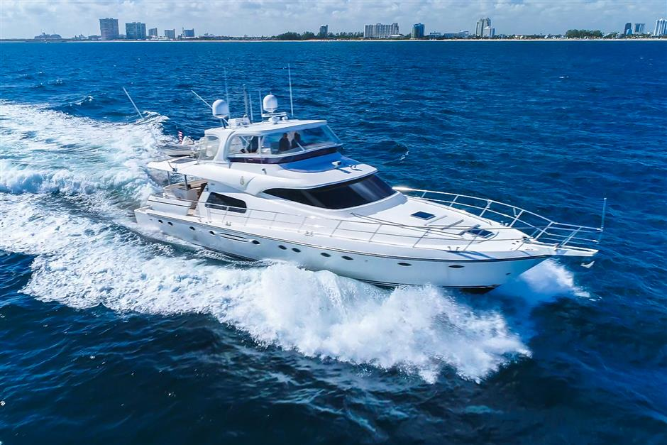 Used Yachts For Sale From 61 To 70 Feet - SYS Yacht Sales